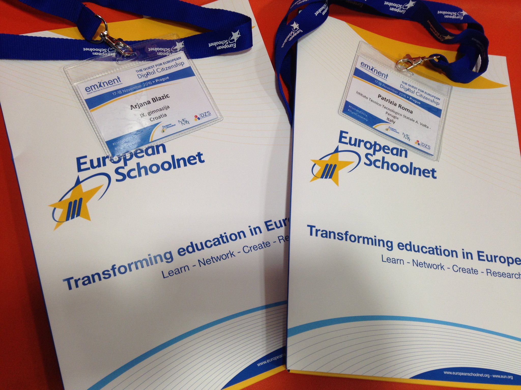 #Eminent2016 is just about to start #eTwinning teachers ready to inspire and be inspired https://t.co/FXk3Y6DKo9