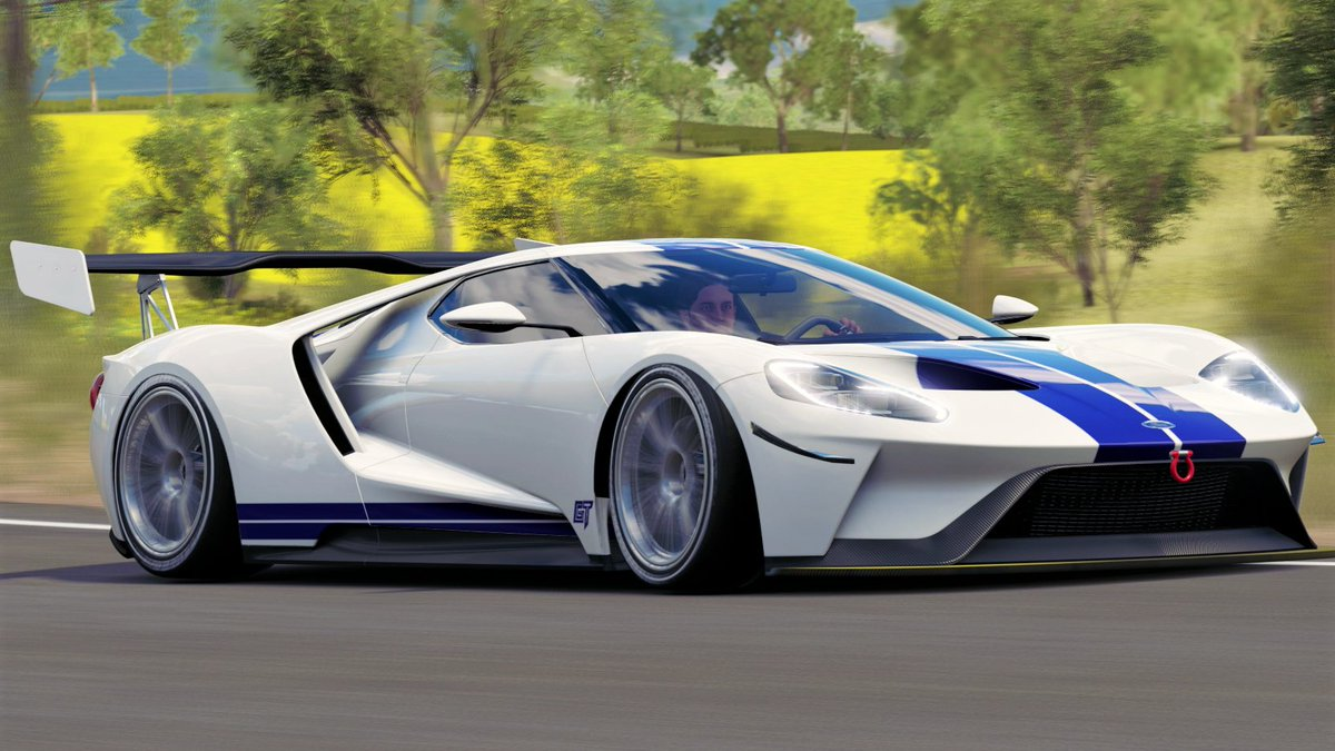 Argaming On Twitter We Take Donjoewonsongs Ford Gt Horizon Edition In The Hopes Of Finding The Fastest Supercar In Forza Horizon