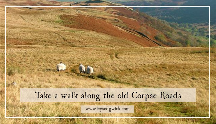 Take a walk along the old Corpse Roads, England's highways of the dead https://t.co/yEEt0Iqz3m #FolkloreThursday https://t.co/PEluNH9UcY