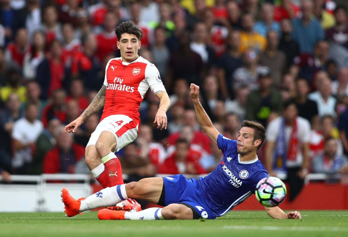 Huge blow for Arsenal as Bellerin ruled out for a month