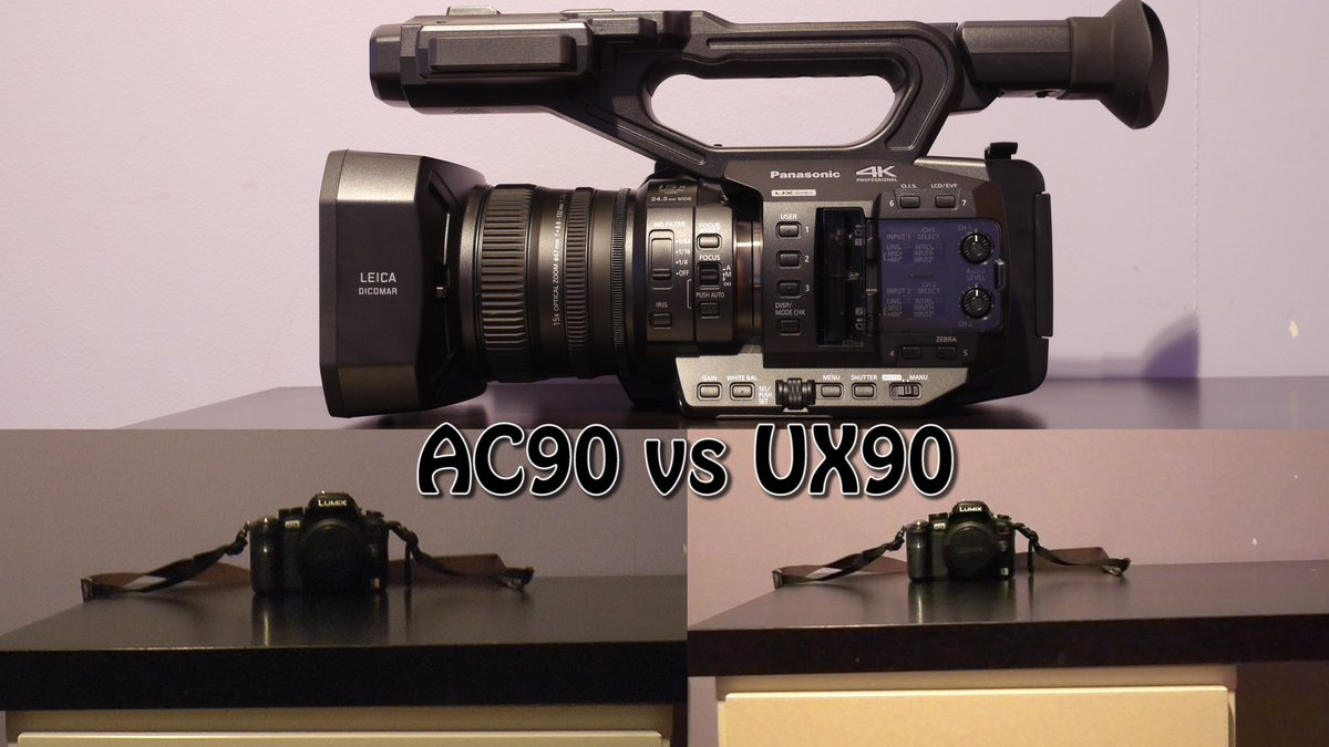 4kcamcorder Hashtag On Twitter Camcorder Panasonic Hc Wx970 4k Ultra Hd Ux90 Vs Ac90 Battle Of The 90ies Low Light Test Ux180 Hcx1 4kcamera