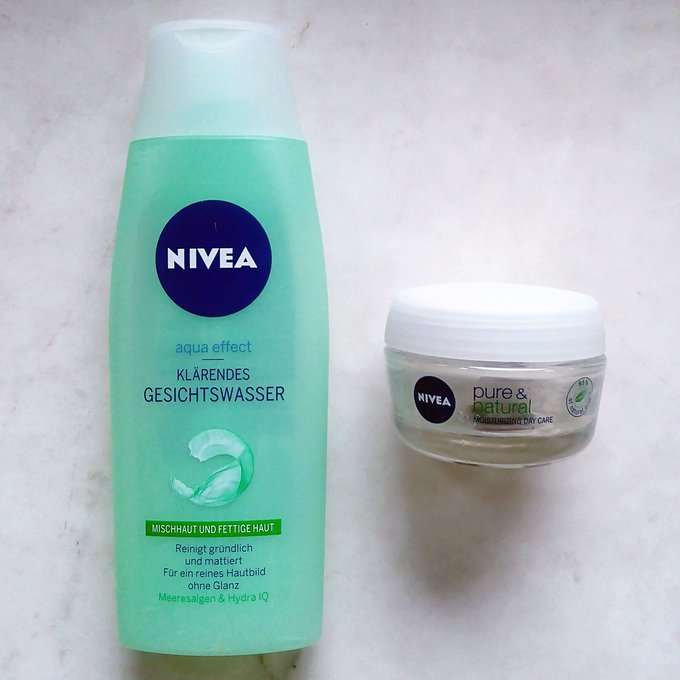 Some Nivea Skincare reviews bbloggers