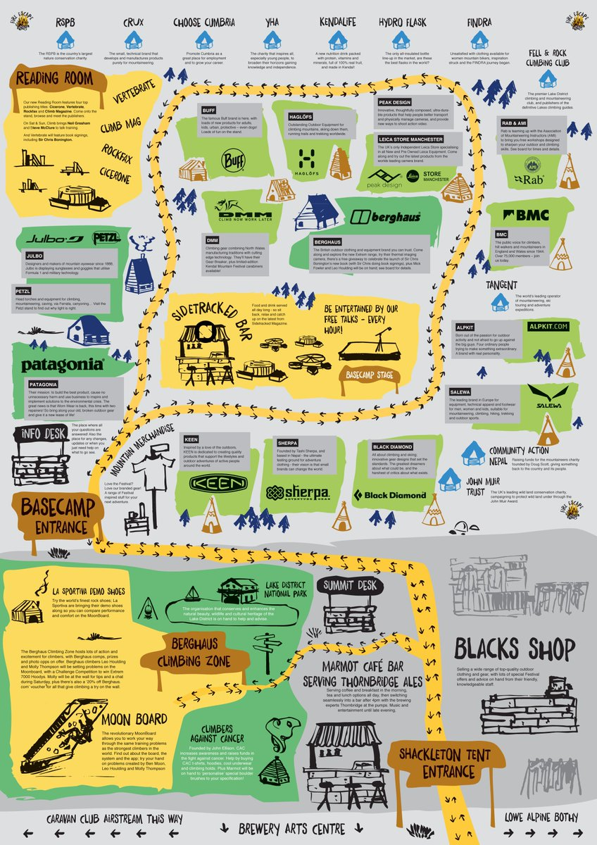 Find your way around @kendalmountain with this fantastic Basecamp Map. #Kendal16 https://t.co/ivgMEc7IJ0