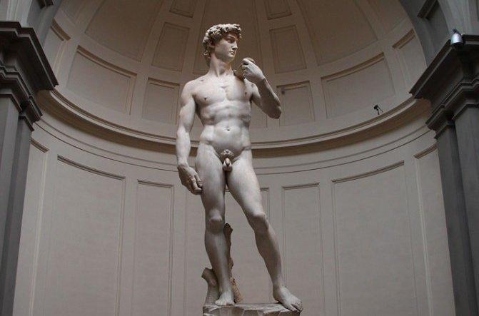 Il David di Michelangelo rischia di cadere per le scosse di terremoto