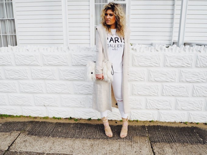 Opt for F R E S H neutrals this AW16: fblogger blogger ootd wiwt