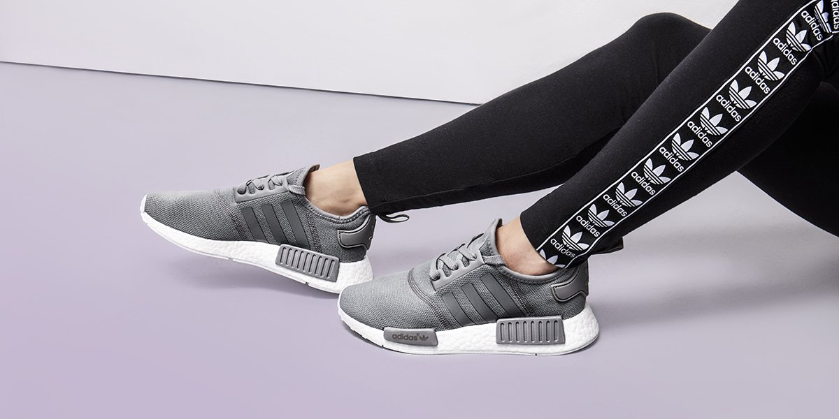 515e9d98b4e grey days the latest exclusive women s nmds have dropped in store and  online right here
