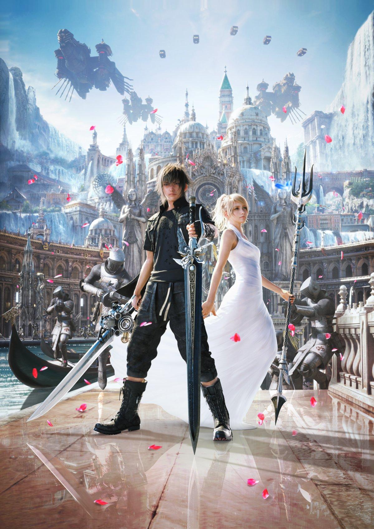 Sortie de Final Fantasy XV