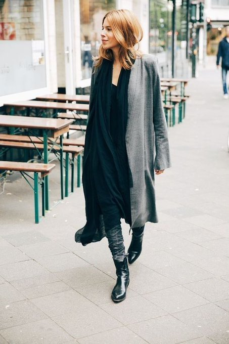 How to Wear the Cowboy Boots via Time for Fashion TimeforFashion ootd