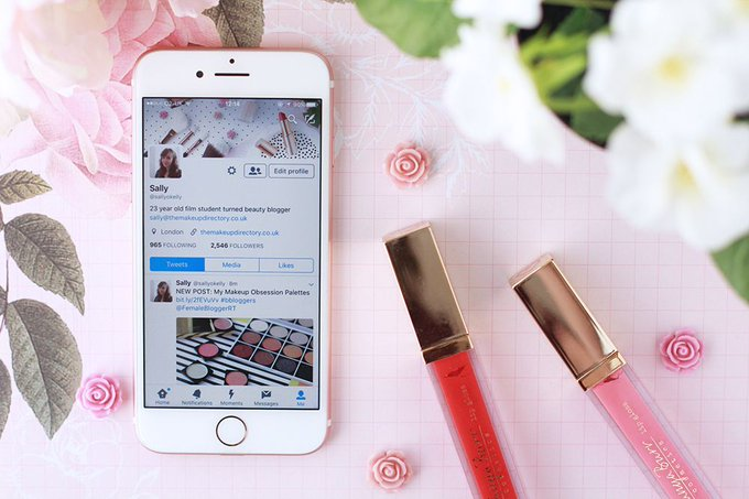 NEW POST: How To Promote Your Blog Via Twitter bbloggers FemaleBloggerRT