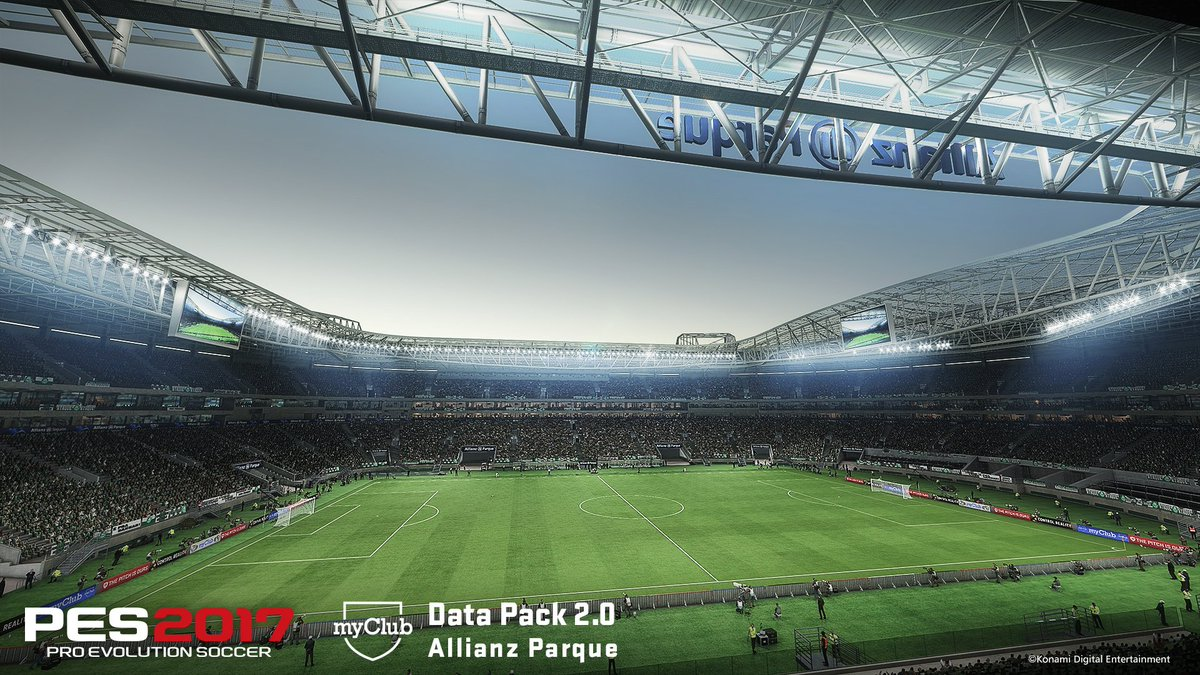 PES 2017 gets Data Pack 2 next week | PC News at New Game