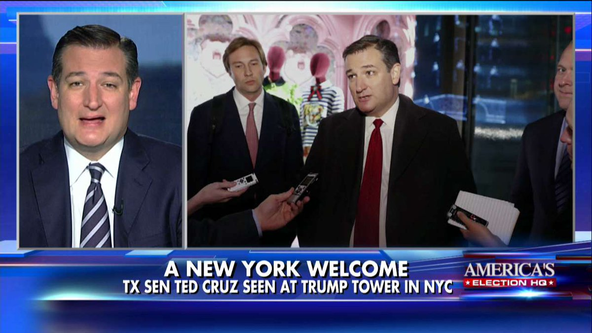 fox news on tedcruz i am eager and committed to work tedcruz i am eager and committed to work president elect trump in whatever capacity i can have the greatest impact t co bxborqsqa7