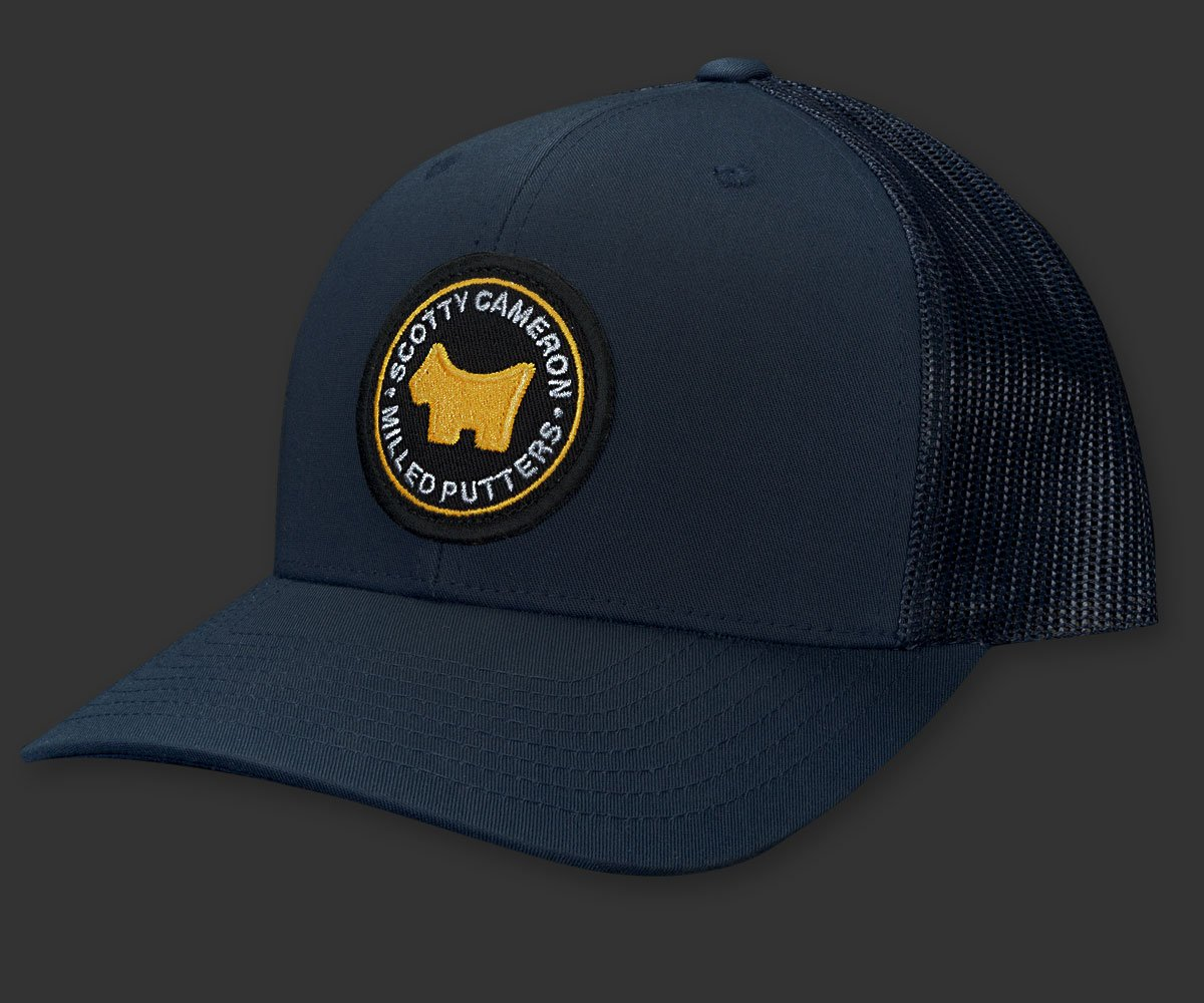 This Scotty Dog Trucker Hat is now available as a Gotta Have It item in the  Custom Shop. Add one to your next order  https   goo.gl XtRWGV  pic.twitter.com  ... 1ecfb272eba
