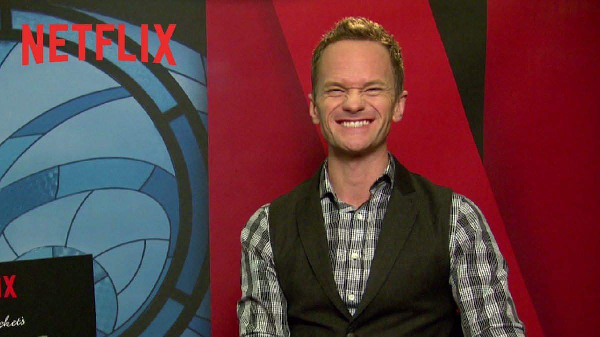 Olá, olá, olá, crianças!  É verdade, o @ActuallyNPH vem para a Comic Con Experience.   #NetflixCCXP