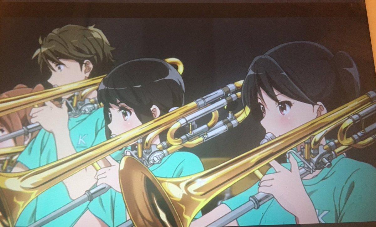 Band Maid Akane V Twitter 今週の 響け ユーフォニアム2 宝島