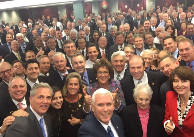 Now this is a selfie.