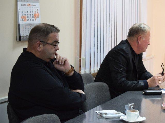Николай Терехов провёл большую пресс-конференцию