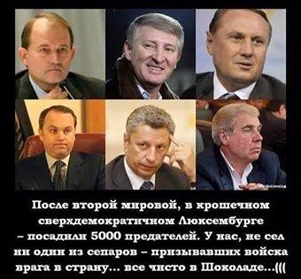 Прокуратуры расследуют 259 уголовных дел по преступлениям против участников Революции достоинства, - Луценко - Цензор.НЕТ 7710