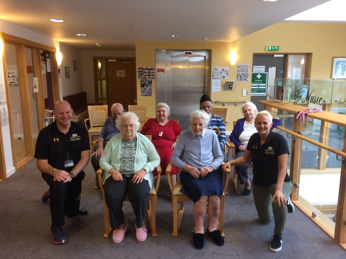 Woodcroft Care Home Cardiff