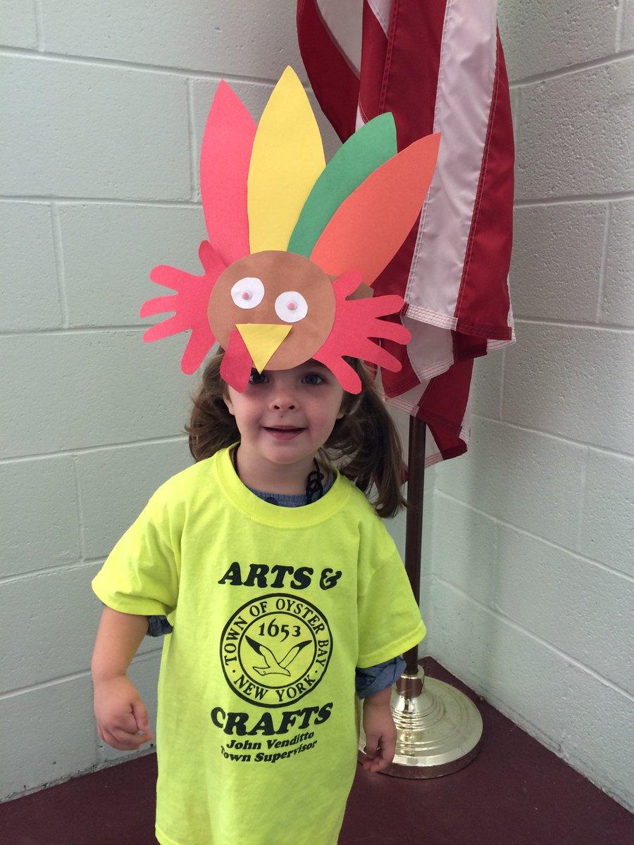 Tob Recreation على تويتر Thursday Toddler Artsncrafts Arts Crafts Recreation Thanksgiving Turkey Hat Fun 2 4 Year Olds Townofoysterbay Nrpa News Creative Https T Co Wkrvpjxlo3