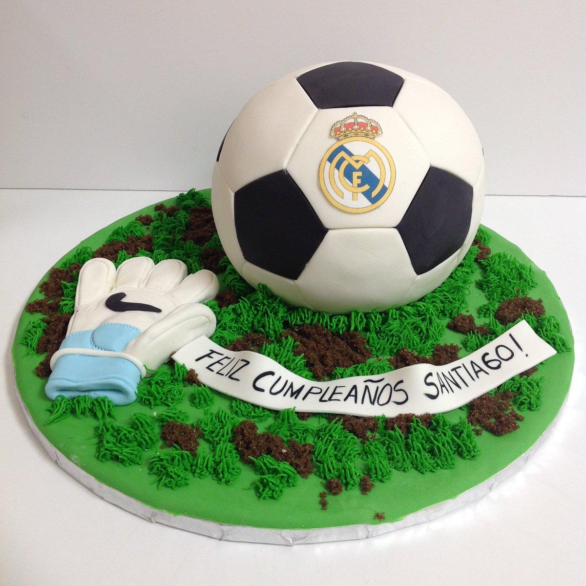Tinas Original Cakes On Twitter Torta Tematica De Futbol By
