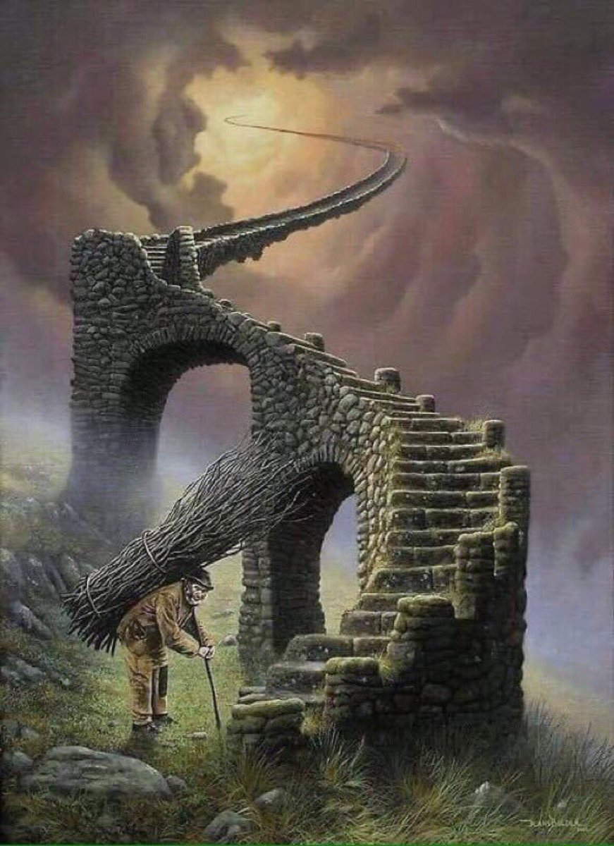 """Pink Floyd - Steve®™ 💎 on Twitter: """"And a new day will dawn for those who  stand long, And the forests will echo with laughter.. #LedZeppelin #Art… """""""