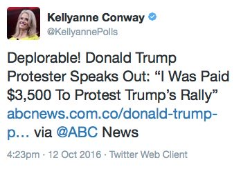 """for people who keep saying """"but no one actually takes fake news seriously!"""" https://t.co/X8JRRXrs4t"""