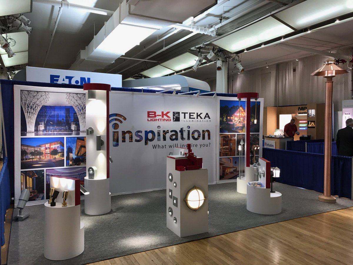 Design Els New York | B K Lighting On Twitter Are You At The Els Expo Today In New York