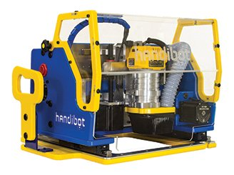 The Handibot Smart Power Tool Adventure Edition is Here!diy homeimprovement ShopBot