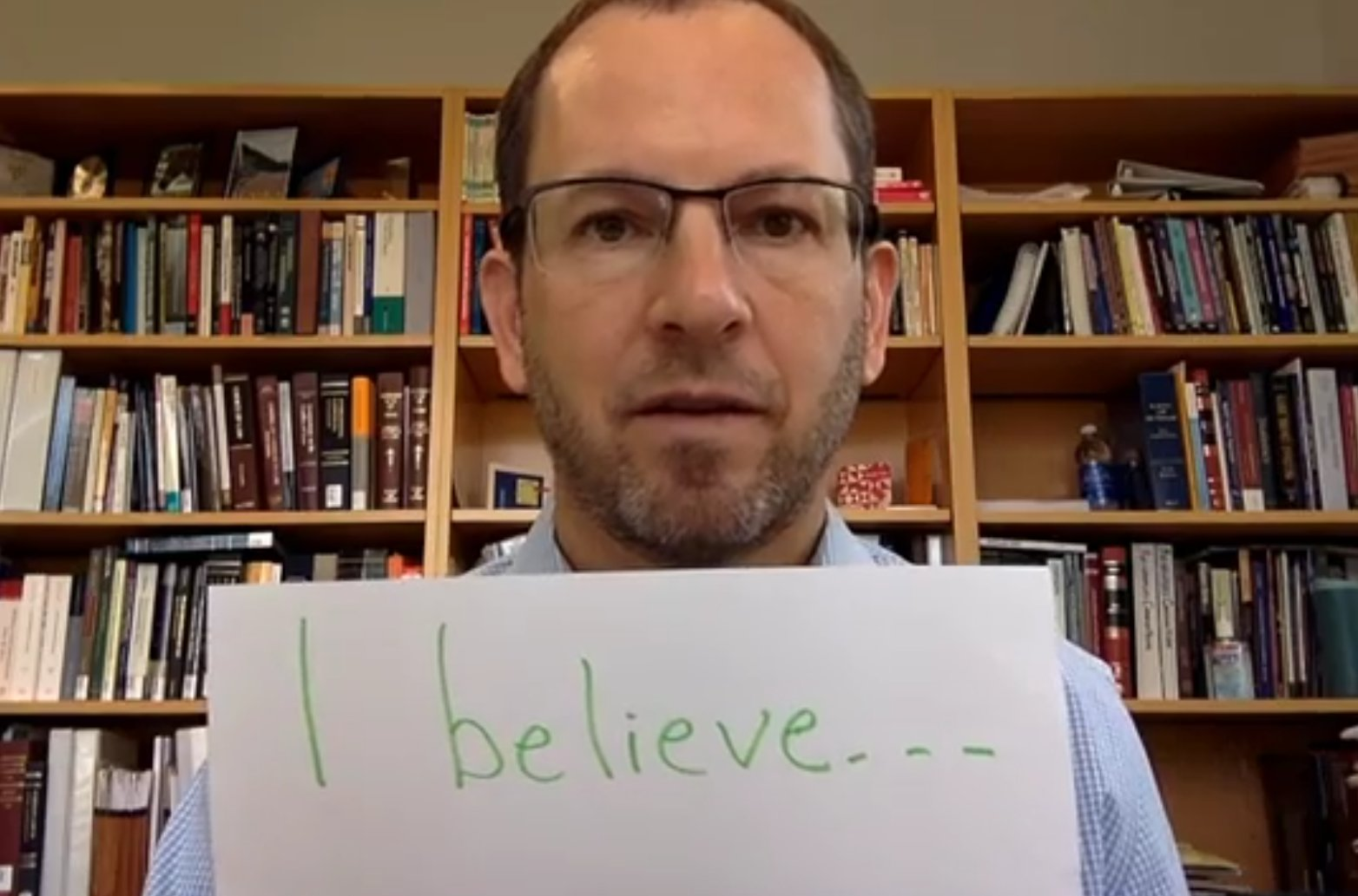 Prof. Whytock shares what he believes in as part of @UCIChcLatino's #IBelieve campaign: https://t.co/9QjV5TrWpO https://t.co/LWwWWv3iUF