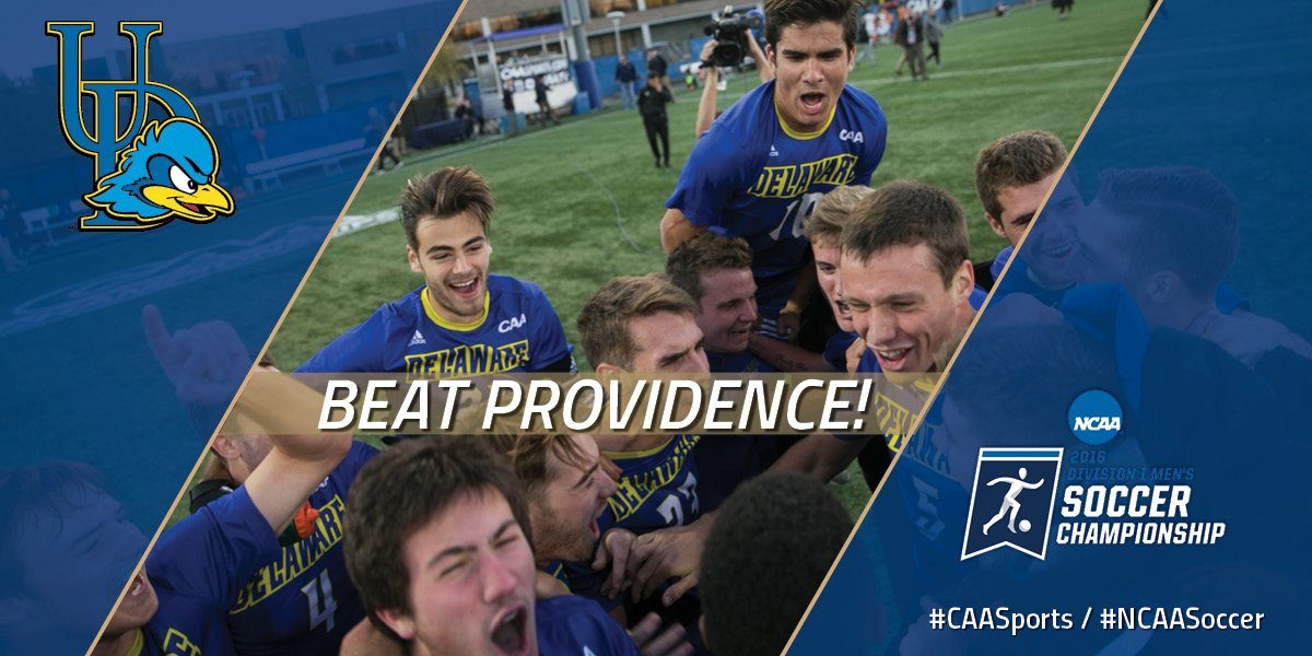 RETWEET if you are rooting for a @DelawareMSOC win tonight!  #NCAASoccer https://t.co/fuBv0q0oXo