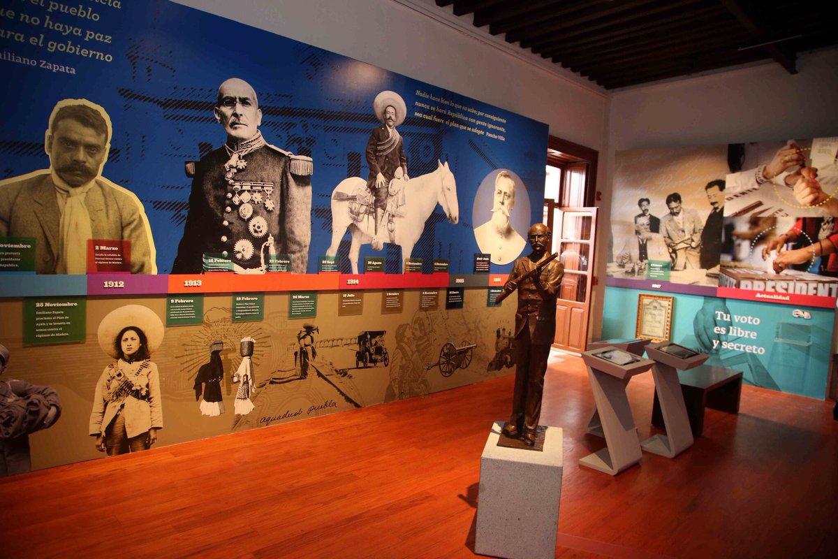 El re inaugurado Museo de la Revolución Mexicana cuenta con tecnología de punta