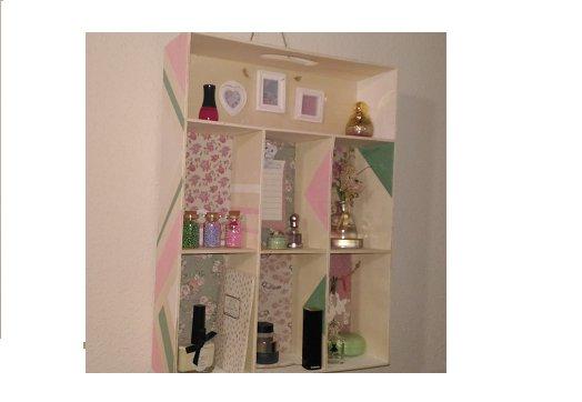DIY: Una caja para guardar esmaltes