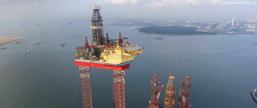 Maersk Drilling running big-data pilots on its XLE rigs
