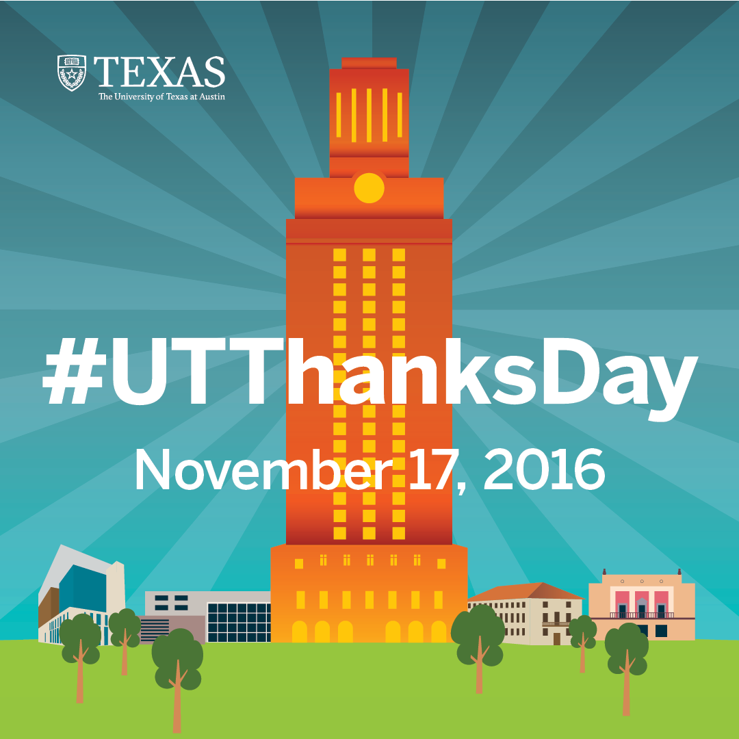 Thank you to all the donors, alumni, and friends who contribute to @UTBiomedical and support research and students! #UTThanksDay https://t.co/9dgmnZsIOt