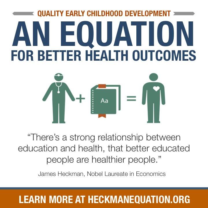 Stem Education Impacting The Achievement Gap And Economy: Prof. James Heckman (@heckmanequation)