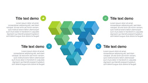 Hislide Io On Twitter New Free Triangle Powerpoint Template
