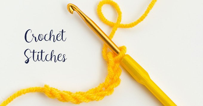 Learn a new crochet stitch from this list! crafts crochet DIY