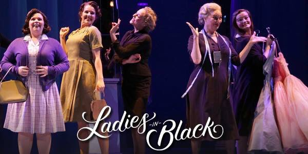 NEWS: Ladies In Black final shows just added for Sat 21 Jan & Sun 22 Jan. Set a Christmas time, Tim Finn's smash hit musical makes for a 👌🎄🎁 https://t.co/PE4g2zF8E7