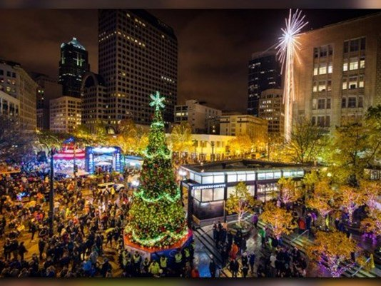 Those Visiting Downtown Seattle Next Friday Can Expect A