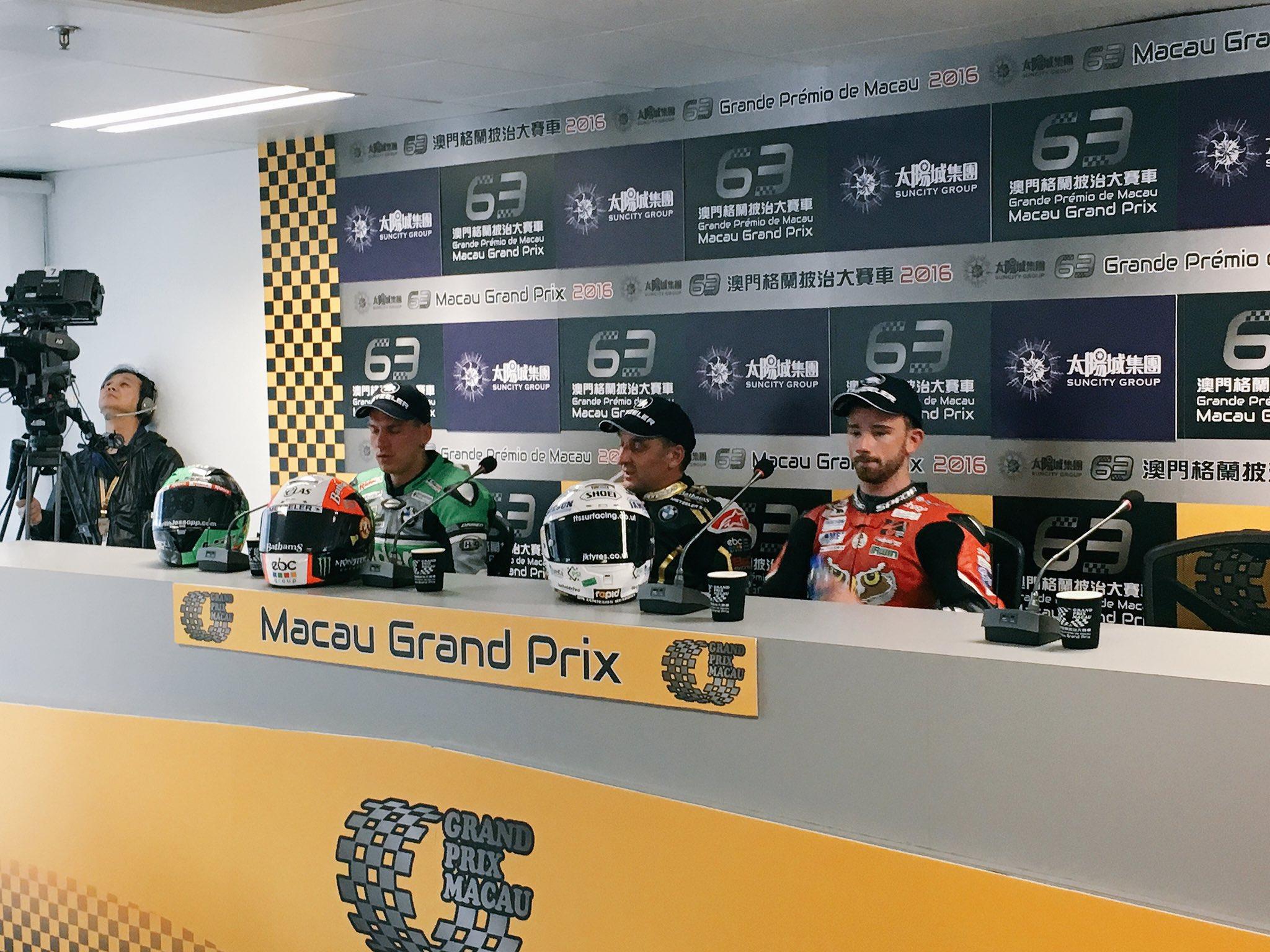 [Road Racing]GRAND PRIX DE MACAO 2016 CxgU1a7VEAAvYeX