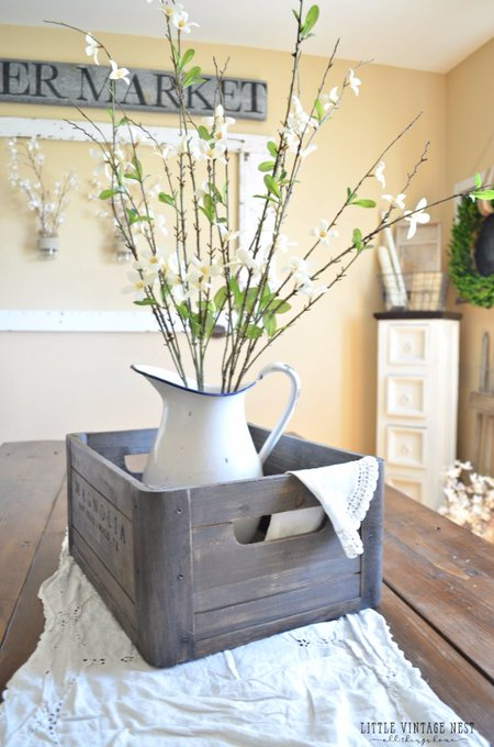 31 DIY Farmhouse Decor Ideas For Your Kitchen homedecor home diy kitchen