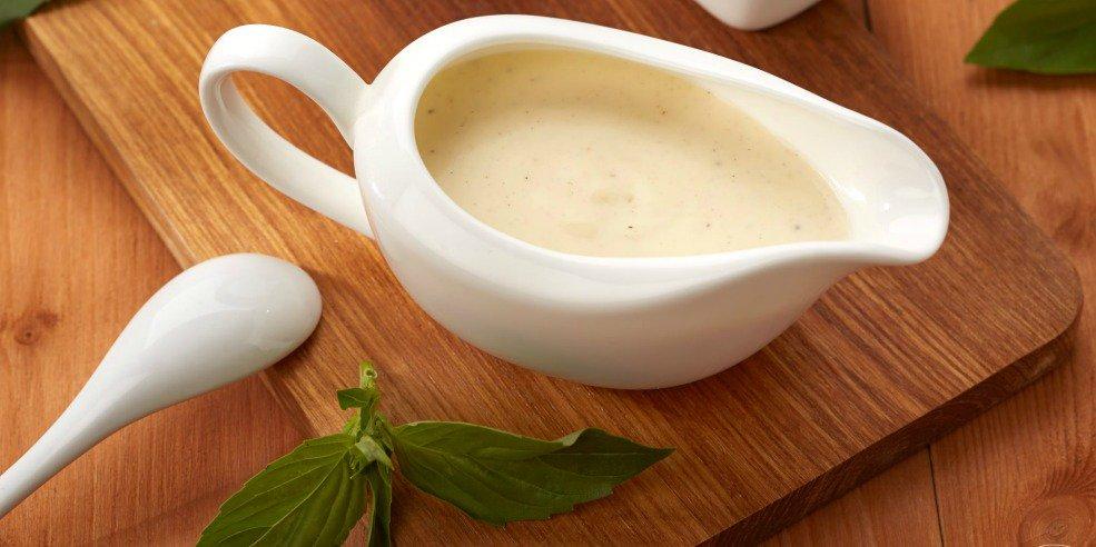 Сливочный соус для риса рецепт