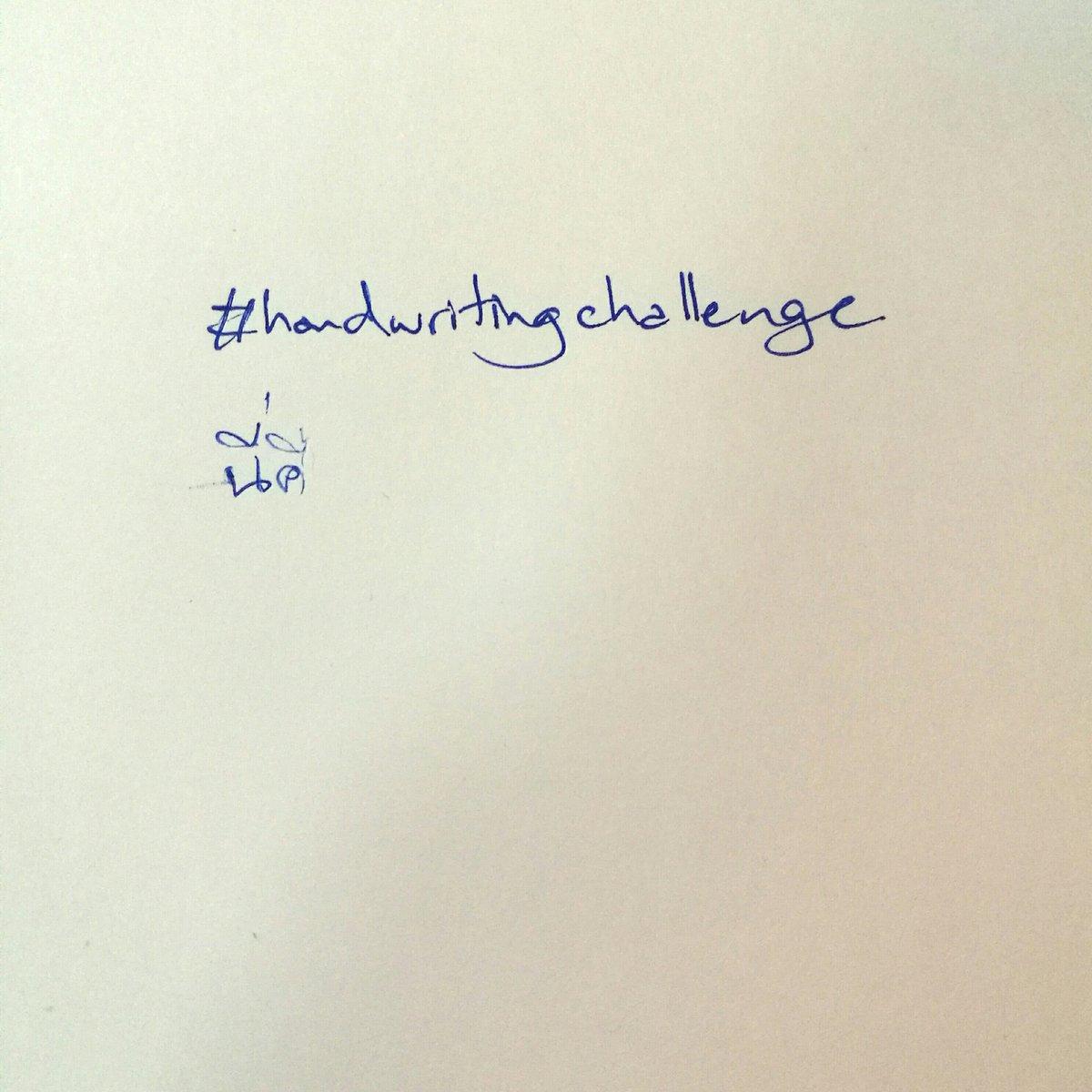 สัส หมึกหมด #handwritingchallenge https://t.co/J4VfQM7Lcu