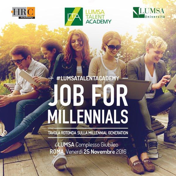 #j4m2016: scopri tutti i workshop, gli ospiti e le aziende del #CareerDay Job for Millennials su https://t.co/NUgSrz2ABO https://t.co/SOl0D0ICDw