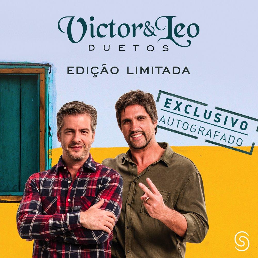 Baixar CD Duetos – Victor & Leo