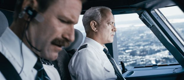 "1 dicembre, in prima serata: ""Sully"" Hear my voice, il giovedì in lingua originale proposto da The Space Cinema"