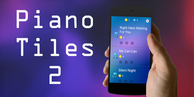 Thumbnail for Fazer música é fácil com os Piano Tiles 2