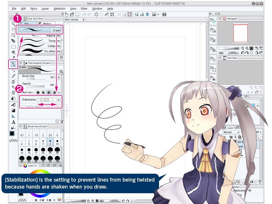 How To Make An Outline On Clip Studio Paint