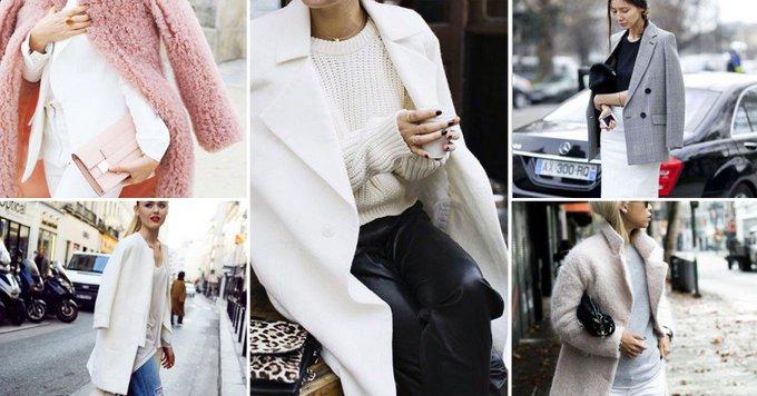 >> Comment porter le blanc cet hiver ? Fashion Outfit Ootd