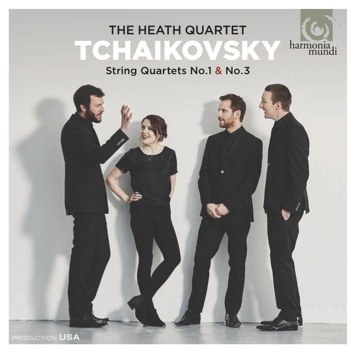 Bildergebnis für the heath quartet